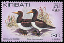 Cl: Brown Booby (Sula leucogaster) SG 172 (1982) 30
