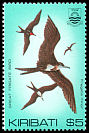 Cl: Great Frigatebird (Fregata minor) SG 178 (1982) 175