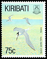 Cl: Black-naped Tern (Sterna sumatrana) SG 399 (1993) 100