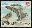 Cl: Pacific Golden-Plover (Pluvialis fulva)(Repeat for this country)  SG 697 (2004)  [2/27]