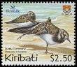 Cl: Ruddy Turnstone (Arenaria interpres) SG 702 (2004)  [2/27]
