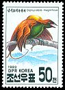 Cl: Magnificent Bird-of-paradise (Cicinnurus magnificus)(Out of range)  SG 3285 (1993) 75