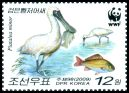 Cl: Black-faced Spoonbill (Platalea minor)(Repeat for this country)  SG 4881b (2009)  [6/25]