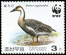 Cl: Swan Goose (Anser cygnoides)(Repeat for this country)  SG 4450 (2004)  [3/30]
