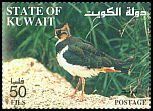 Cl: Northern Lapwing (Vanellus vanellus)(Repeat for this country) (not catalogued)  (2002)