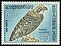 Cl: Osprey (Pandion haliaetus) SG 180 (1966) 75