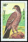 Cl: Greater Spotted Eagle (Aquila clanga) SG 1356 (1993)