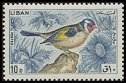 Cl: European Goldfinch (Carduelis carduelis) SG 868 (1965) 5 [2/8]