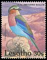 Cl: Lilac-breasted Roller (Coracias caudata)(Repeat for this country)  SG 1073 (1992)