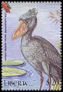 Cl: Shoebill (Balaeniceps rex)(Out of range)  new (2000)