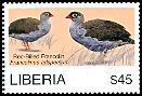 Cl: Red-billed Francolin (Francolinus adspersus)(Out of range and no other stamp)  new (2008)  [4/48]