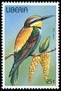 Cl: European Bee-eater (Merops apiaster) new (1996)