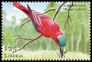 Cl: Northern Carmine Bee-eater (Merops nubicus)(Repeat for this country)  new (2001)  [2/4]