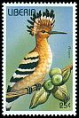 Cl: Eurasian Hoopoe (Upupa epops)(Repeat for this country)  new (1996)