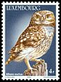 Cl: Little Owl (Athene noctua) <<Chev&ecirc;che d'Ath&eacute;na>>  SG 1161 (1985) 240