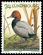 Cl: Common Pochard (Aythya ferina) <<Fuligule milouin>>  SG 1537 (2000) 500