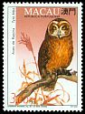 Cl: Barn Owl (Tyto alba)(Out of range)  SG 807 (1993) 140