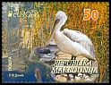 Cl: Dalmatian Pelican (Pelecanus crispus)(Repeat for this country)  SG 949d (2016)  [10/15]