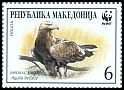 Cl: Imperial Eagle (Aquila heliaca)(Repeat for this country)  SG 319 (2001) 25