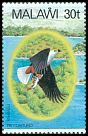 Cl: African Fish-Eagle (Haliaeetus vocifer)(Repeat for this country)  SG 677 (1983) 160