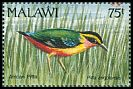 Cl: African Pitta (Pitta angolensis) SG 892 (1992) 90