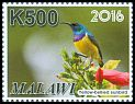 Cl: Variable Sunbird (Cinnyris venustus)(Repeat for this country)  SG 1129 (2016) 225 [10/18]