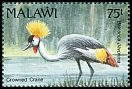 Cl: Grey Crowned-Crane (Balearica regulorum) SG 891 (1992) 225