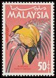 Cl: Black-naped Oriole (Oriolus chinensis) <<Burong kunyit besar>>  SG 22 (1965) 125
