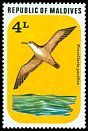 Cl: Wedge-tailed Shearwater (Puffinus pacificus) SG 705 (1977) 5