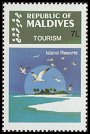 Cl: Common Tern (Sterna hirundo)(Repeat for this country)  SG 1046 (1984) 75 [3/9]