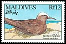 Cl: Brown Noddy (Anous stolidus)(Repeat for this country)  SG 1423 (1990) 250