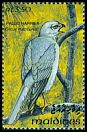 Cl: Pallid Harrier (Circus macrourus)(Repeat for this country)  SG 1846 (1993)