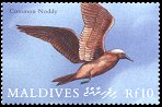 Cl: Brown Noddy (Anous stolidus)(Repeat for this country)  SG 3290 (2000)