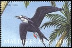 Cl: Sooty Tern (Sterna fuscata)(Repeat for this country)  SG 3293 (2000)