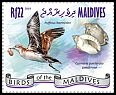 Cl: Audubon's Shearwater (Puffinus lherminieri)(Repeat for this country) (I do not have this stamp)  new (2014)