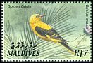Maldive Is SG 3679 (2002)
