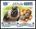 Cl: House Crow (Corvus splendens)(I do not have this stamp)  new (2014)
