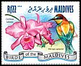 Cl: European Bee-eater (Merops apiaster)(Repeat for this country) (I do not have this stamp)  new (2014)