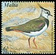 Cl: Northern Lapwing (Vanellus vanellus) SG 1228 (2001)