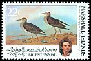Cl: Pectoral Sandpiper (Calidris melanotos)(Repeat for this country)  SG 38 (1985) 90