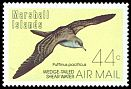 Cl: Wedge-tailed Shearwater (Puffinus pacificus) SG 103 (1987) 170