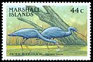 Cl: Pacific Reef-Heron (Egretta sacra)(Repeat for this country)  SG 143 (1988) 140