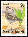 Cl: Whimbrel (Numenius phaeopus) SG 286 (1990) 25