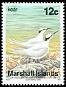 Cl: Black-naped Tern (Sterna sumatrana) SG 288 (1990) 40
