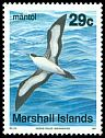 Cl: Wedge-tailed Shearwater (Puffinus pacificus) <<Mantol>> (Repeat for this country)  SG 296 (1990) 90