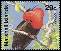 Cl: Great Frigatebird (Fregata minor)(Repeat for this country)  SG 396 (1991) 200
