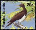 Cl: Brown Booby (Sula leucogaster)(Repeat for this country)  SG 397 (1991) 200