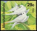 Cl: White Tern (Gygis alba)(Repeat for this country)  SG 398 (1991) 200