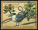 Cl: Grey-backed Tern (Sterna lunata) SG 662 (1996) 180