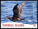 Cl: Black-footed Albatross (Phoebastria nigripes)(Repeat for this country) (I do not have this stamp)  SG 3825c (2018)
